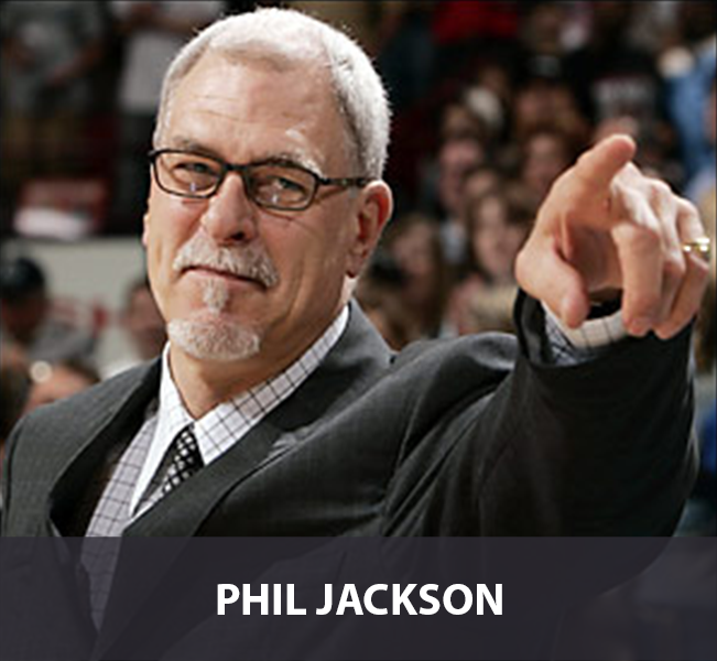 phil jackson swift eagle